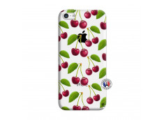 Coque iPhone 5C oh ma Cherry