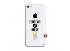 Coque iPhone 5C Gouteur De Biere