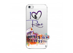 Coque iPhone 5C I Love Rome