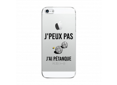Coque iPhone 5C J Ai Petanque