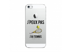 Coque iPhone 5C J Ai Tennis