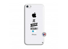 Coque iPhone 5C Je Crains Degun