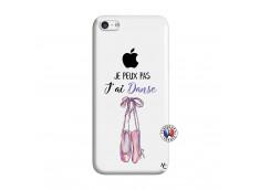 Coque iPhone 5C Je peux pas j'ai danse