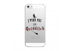Coque iPhone 5C Hybrid J' peux pas j'ai Quidditch