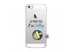 Coque iPhone 5C Je Peux Pas J Ai Volley