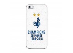 Coque iPhone 5C Champions du Monde