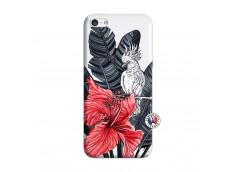 Coque iPhone 5C Papagal