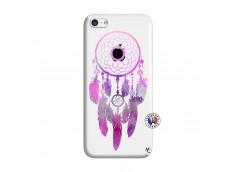 Coque iPhone 5C Purple Dreamcatcher
