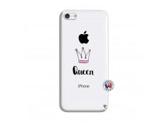 Coque iPhone 5C Queen