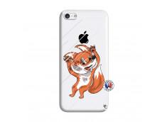 Coque iPhone 5C Fox Impact