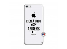 Coque iPhone 5C Rien A Foot Allez Angers