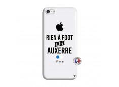 Coque iPhone 5C Rien A Foot Allez Auxerre