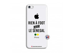 Coque iPhone 5C Rien A Foot Allez Le Senegal