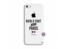 Coque iPhone 5C Rien A Foot Allez Paris