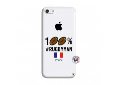 Coque iPhone 5C 100% Rugbyman