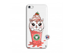 Coque iPhone 5C Catpucino Ice Cream