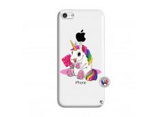 Coque iPhone 5C Sweet Baby Licorne