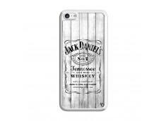 Coque iPhone 5C White Old Jack Translu