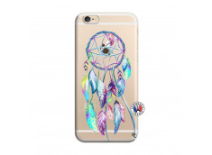 Coque iPhone 6 Plus/6s Plus Blue Painted Dreamcatcher