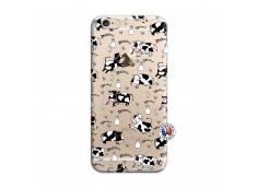 Coque iPhone 6 Plus/6s Plus Cow Pattern