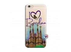 Coque iPhone 6 Plus/6s Plus I Love Barcelona