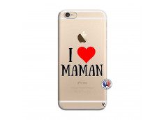 Coque iPhone 6 Plus/6s Plus I Love Maman