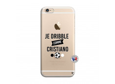 Coque iPhone 6 Plus/6s Plus Je Dribble Comme Cristiano