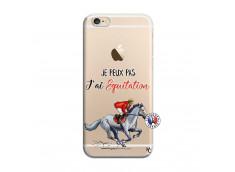 Coque iPhone 6 Plus/6s Plus Je Peux Pas J Ai Equitation