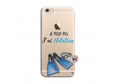 Coque iPhone 6 Plus/6s Plus Je Peux Pas J Ai Natation