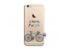 Coque iPhone 6 Plus/6s Plus Je Peux Pas J Ai Velo