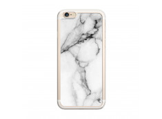 Coque iPhone 6 Plus/6s Plus White Marble Translu