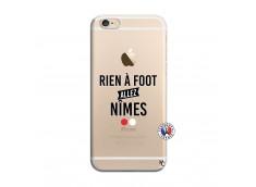 Coque iPhone 6 Plus/6s Plus Rien A Foot Allez Nimes