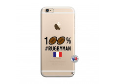 Coque iPhone 6 Plus/6s Plus 100% Rugbyman