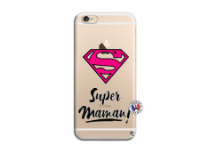 Coque iPhone 6 Plus/6s Plus Super Maman