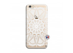 Coque iPhone 6 Plus/6s Plus White Mandala