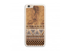 Coque iPhone 6/6S Aztec Deco Translu