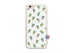 Coque iPhone 6/6S Le Monde Entier est un Cactus Translu