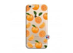 Coque iPhone 6/6S Orange Gina