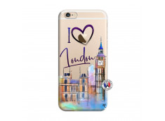 Coque iPhone 6/6S I Love London