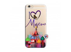 Coque iPhone 6/6S I Love Moscow