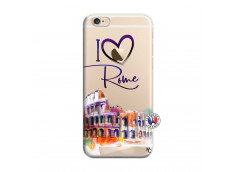 Coque iPhone 6/6S I Love Rome