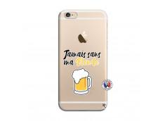 Coque iPhone 6/6S Jamais Sans Ma Blonde