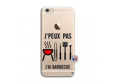Coque iPhone 6/6S Je Peux Pas J Ai Barbecue