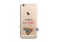 Coque iPhone 6/6S Je Peux Pas J Ai Basket