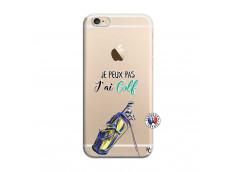 Coque iPhone 6/6S Je Peux Pas J Ai Golf