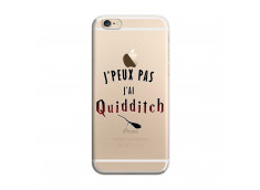 Coque iPhone 6 et 6s Harry Potter je peux pas j'ai quidditch