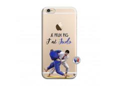 Coque iPhone 6/6S Je peux pas j'ai Judo