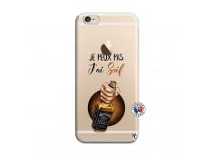 Coque iPhone 6/6S Je Peux Pas J Ai Soif