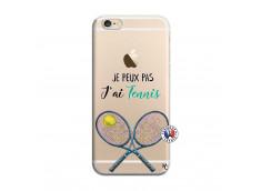 Coque iPhone 6/6S Je Peux Pas J Ai Tennis