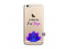Coque iPhone 6/6S Je Peux Pas J Ai Yoga